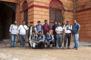 Group Photo of Participants - Wikipedia Takes Kolkata 3