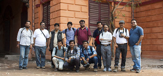 Group Photo of Participants - Wikipedia Takes Kolkata 3
