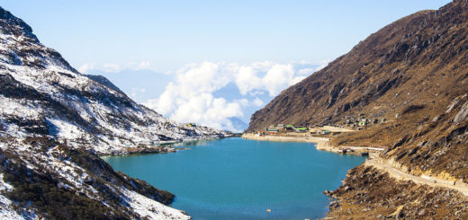 Tsongmo Lake or Changu Lake - East Sikkim, India