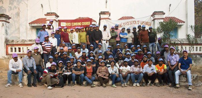 29RCCMAK - Group photo at Susunia, West Bengal