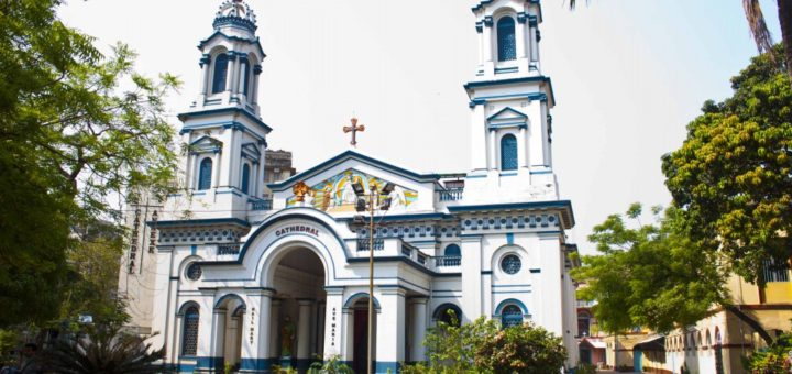 Cathedral of The Most Holy Rosary - Portuguese Church Kolkata (Calcutta), India