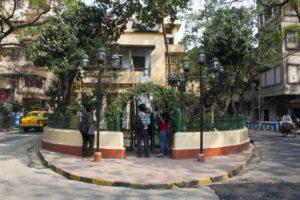House of Girish Ghosh in Calcutta (Now Kolkata), India