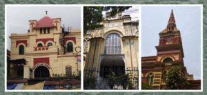 Synagogues of Kolkata, India