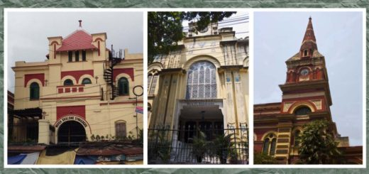 Synagogues of Kolkata, India