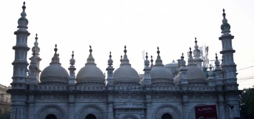 Tipu Sultan Mosque in Kolkata (Calcutta), India