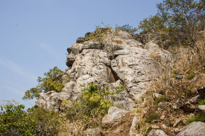 Susunia Hill , in Bankura India