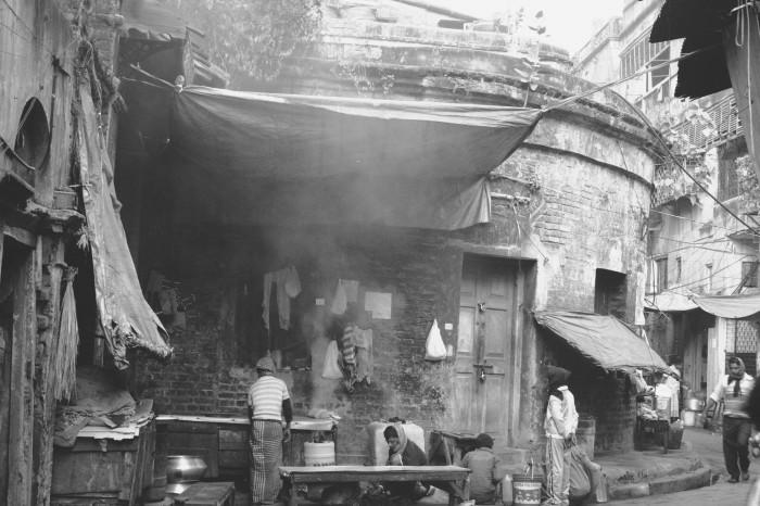 Corner of Kolkata