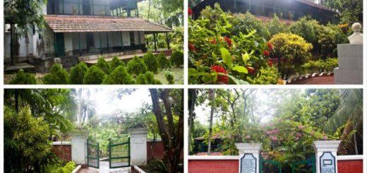Sarat Chandra House in Deulti
