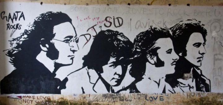 Beatles Ashram in Rishikesh India
