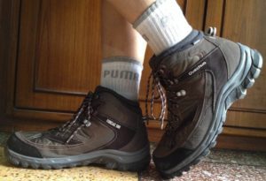 Quechua Forclaz 500 shoe for hiking