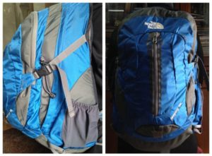 The Northface 55L Rucksack
