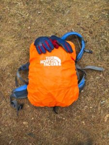 Northface Ruck Sack - KedarKantha Summit 2016