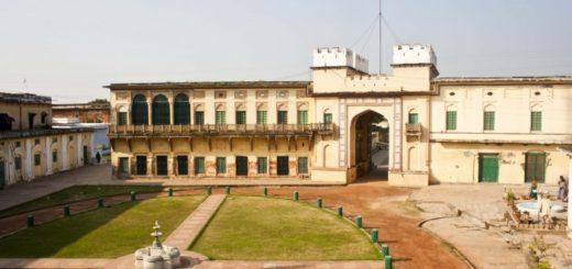 Ramnagar Fort - near Varanasi, Uttarpradesh, India