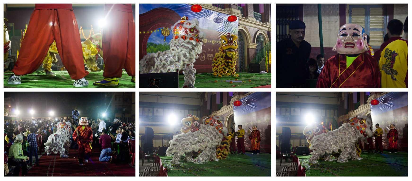 Lions Dance 2