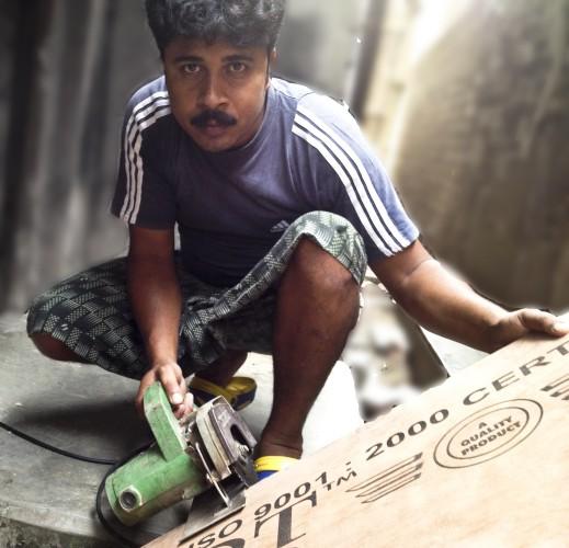 Bapi Makhal - Street Singer