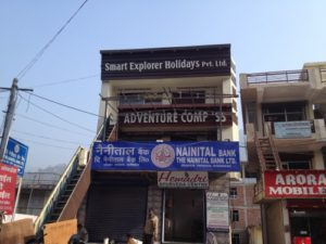Adventure Compass - Rishikesh, Uttrakhand, India