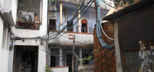 Yogin Ma's House in Bagbazar Street, Kolkata, West Bengal, India