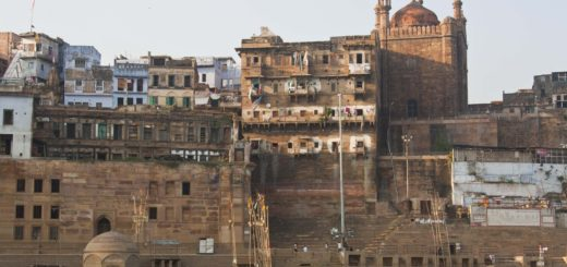 List of Ghats in Varanasi, Uttarpradesh, India