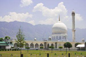 Hazrat Bal (Muhammad, Moi-E-Muqqadas )Srinagar, Jammu & Kashmir, India