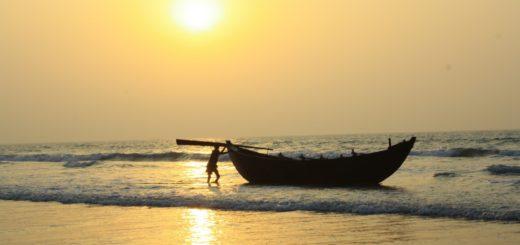 দীঘার সৈকত - দীঘা, পশ্চিমবঙ্গ, ভারত