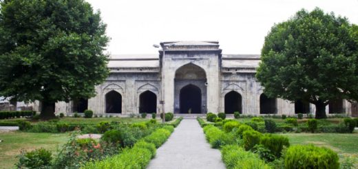 Pathar Masjid in Srinagar - Jammu & Kashmir, India