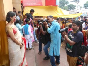 Durga Puja in Kolkata 2016
