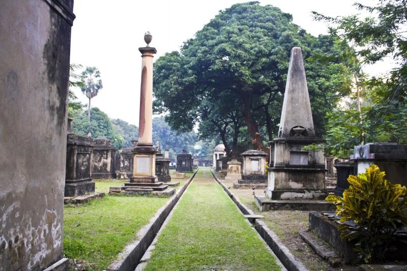 South Park Street Cemetery,Kolkata