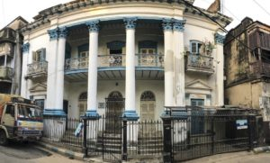 film maker Hiralal Sen's house in kolkata, Masjid Bari Street