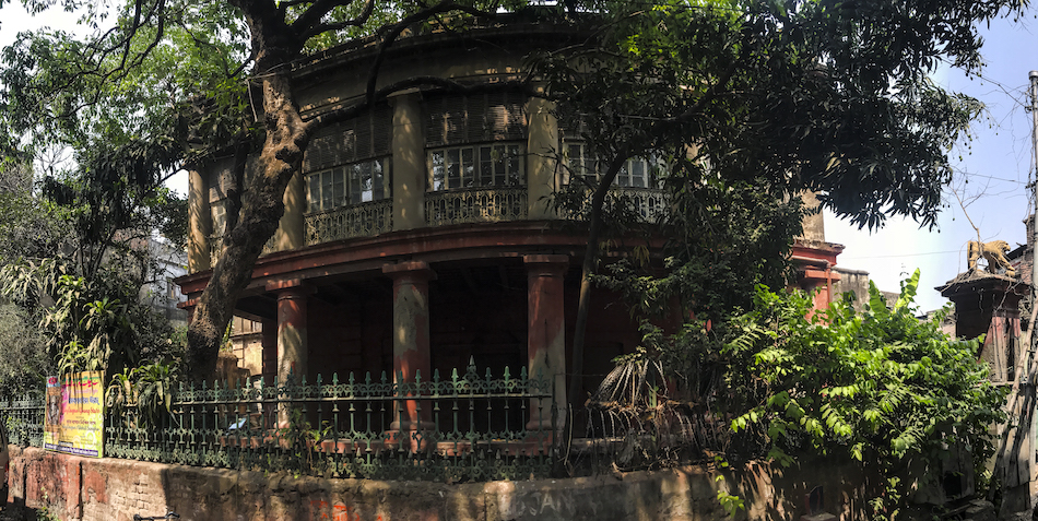 film maker Hiralal Sen's house in kolkata, Raibagan