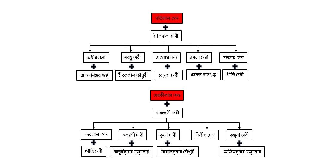 Hiralal Sen's Family Tree 3