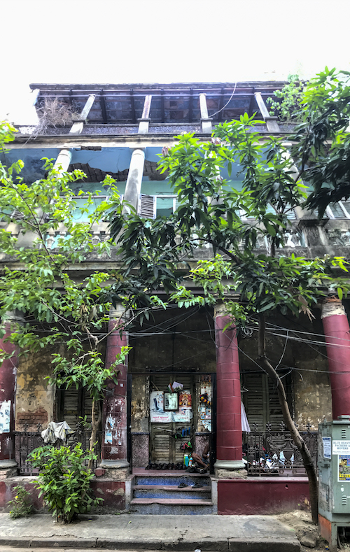 film maker Hiralal Sen's house in kolkata, Haritaki Bagan Lane