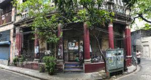 film maker Hiralal Sen's house in kolkata, Haritaki Bagan Lane