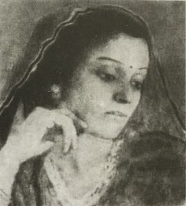 Hemangini devi wife of film maker Hiralal sen